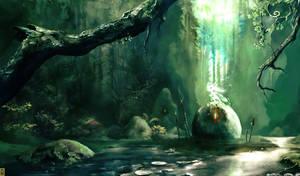 The Deep Forest Heart