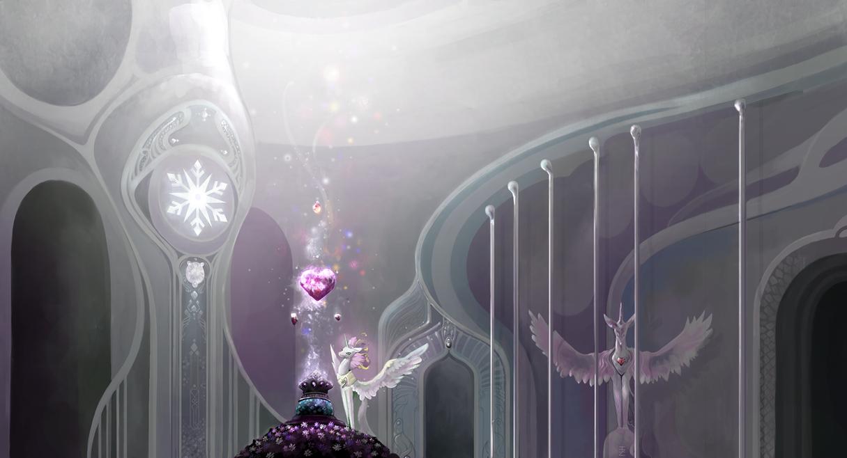 Crystal Hall by Simbaro