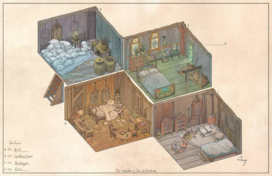 The Inn Family Rooms