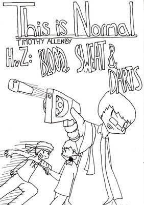 Blood, Sweat + Darts CoverArt