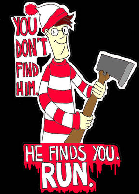 You Don't Find Him...