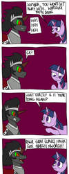 The Confrontation [S3 spoiler] by timsplosion