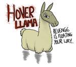 Hover Llama