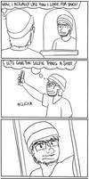 TiN - Selfie by timsplosion