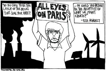 TiN - All Eyes On Paris by timsplosion