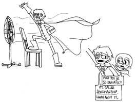 Chaotic's Showmanship