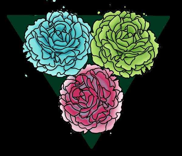 Alexx Flower Tattoo by timsplosion