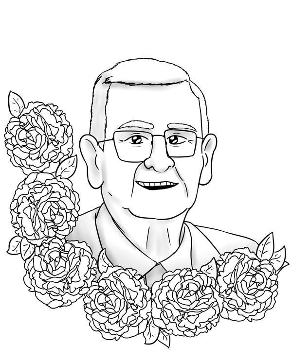 David John Allenby, 1935-2018 by timsplosion