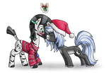 Mistletoe Surprise by timsplosion