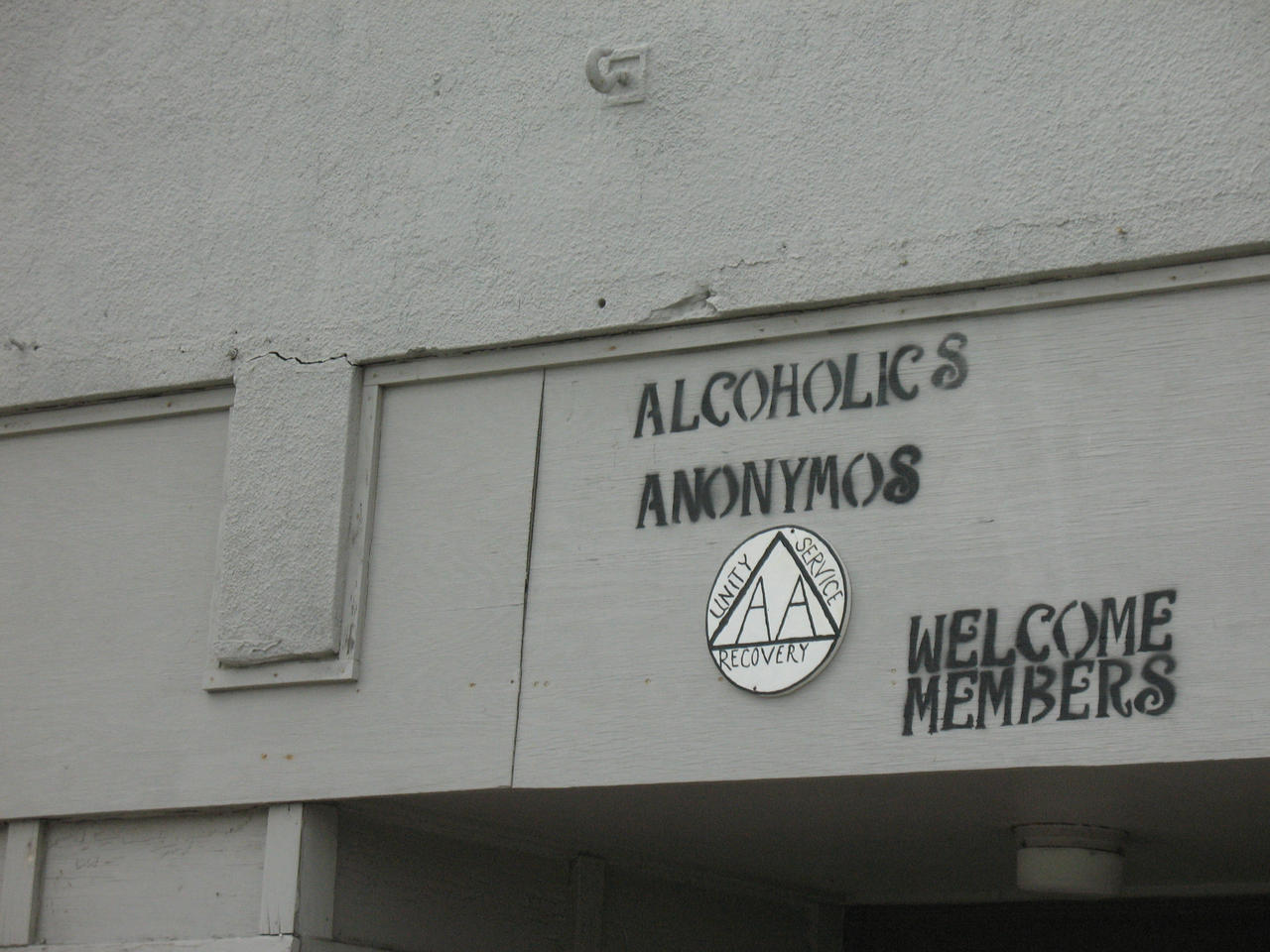 Dating within alcoholics anonymous