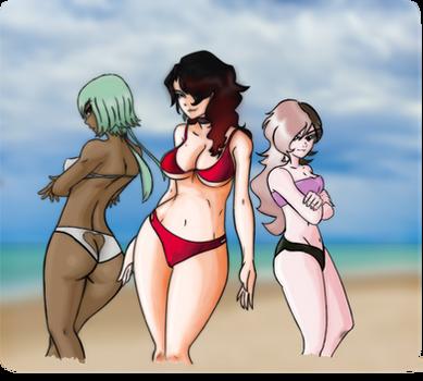September 2016 - Bikini Photoshoot