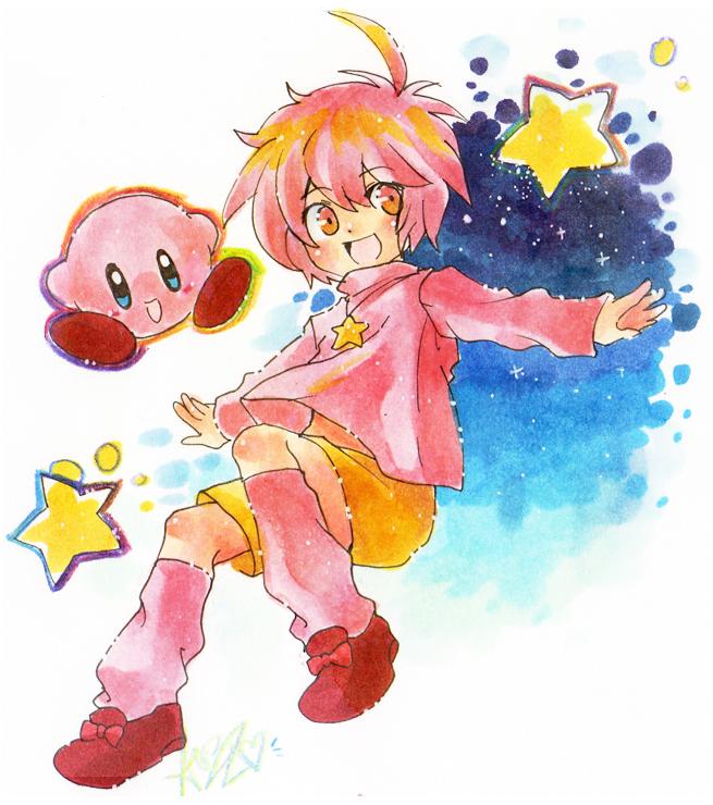 Kirby of the Stars by karepan on DeviantArt