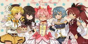 Happy Birthday Madoka