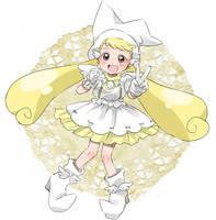 Pretty Witch Hana-chan by karepan