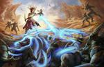 Diablo 3 Market Illustration
