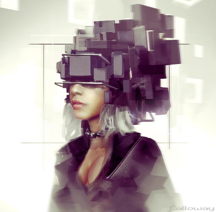 Cube by JoshCalloway