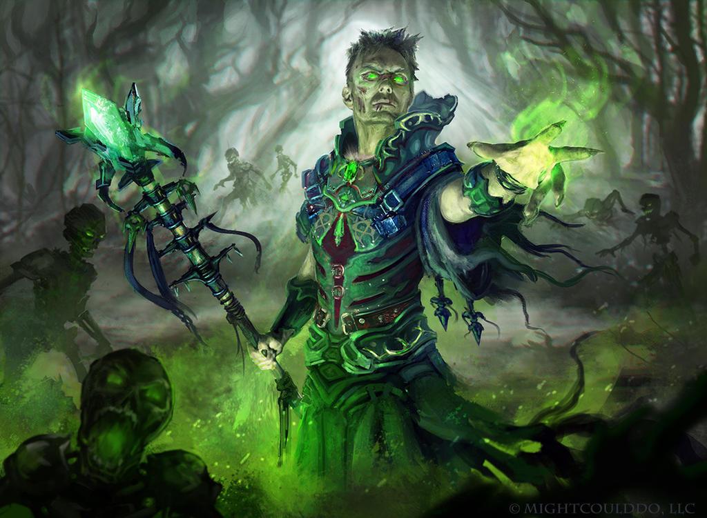 Necromancer by JoshCalloway