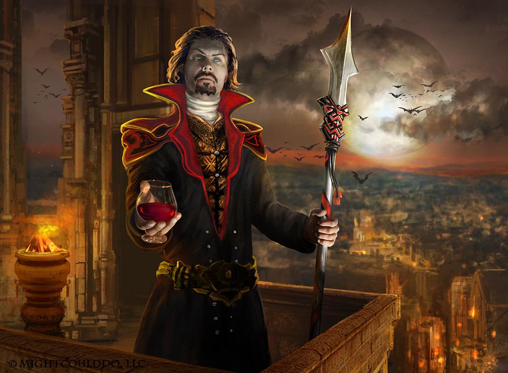 Vampire Lord by JoshCalloway