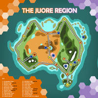 The Juore Region by Trainer48