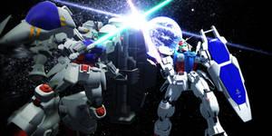 Gundam Zephyranthes vs Gundam Physalis