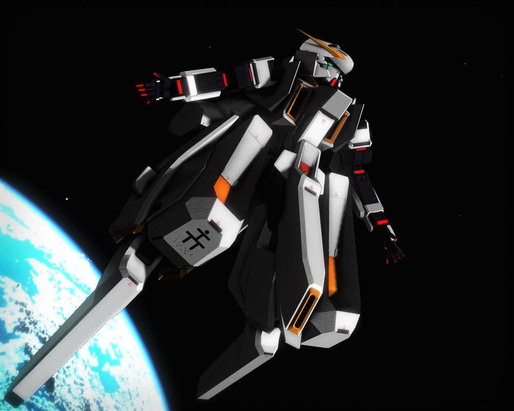 RX-124 Gundam TR-6 [Woundwort]