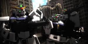 Ground Type Gundam 1