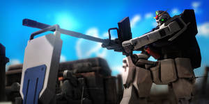 Ground Type Gundam 3