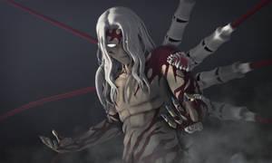 Kibutsuji Muzan [Combat Form] 2