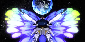 Turn A Gundam Black History version