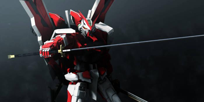 Gundam Astray Red Frame Kai 2