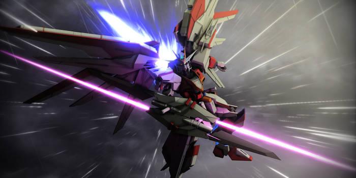 Freedom Gundam Flame Feder 2