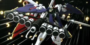 Crossbone Gundam X1 fullcloth