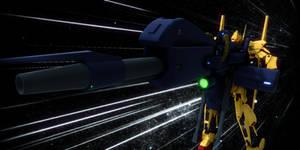 Hyaku Shiki + Mega Bazooka Launcher