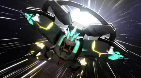 Nepeight Gundam by Mr-Mecha-Man