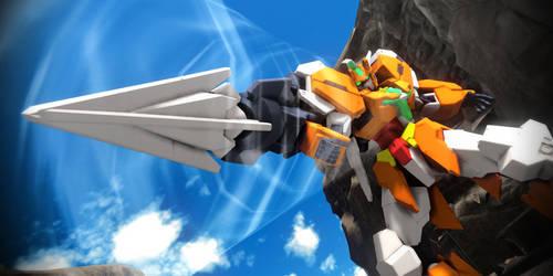 Saturnix Gundam by Mr-Mecha-Man