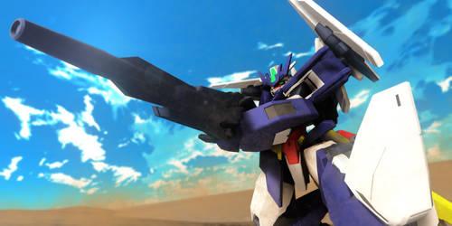 Uraven Gundam by Mr-Mecha-Man