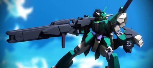 Veetwo Gundam by Mr-Mecha-Man