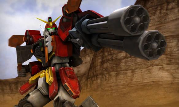 Gundam Heavyarms Custom