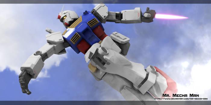 RX-78-2 Gundam -Origin Version- 2