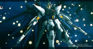 Strike Freedom Gundam 1