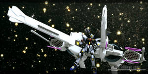 Strike Freedom Gundam + Meteor Unit