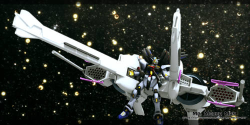 Strike Freedom Gundam + Meteor Unit