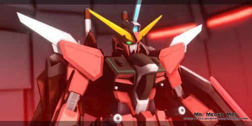 Infinite Justice Gundam 1 by Mr-Mecha-Man