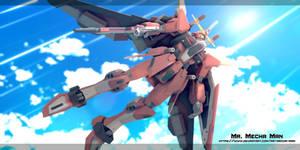 Infinite Justice Gundam 3