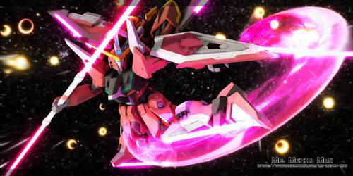 Infinite Justice Gundam 4