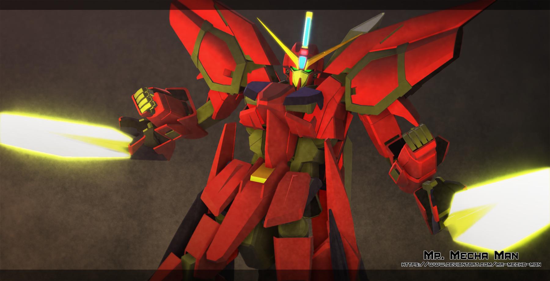 Aegis Gundam 3