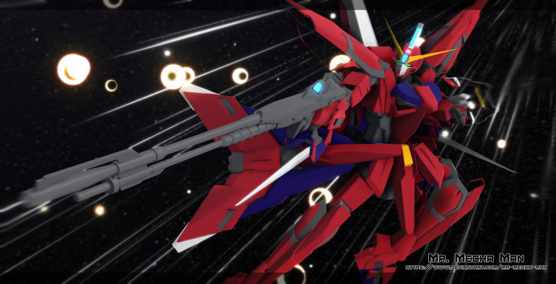 Aegis Gundam 1