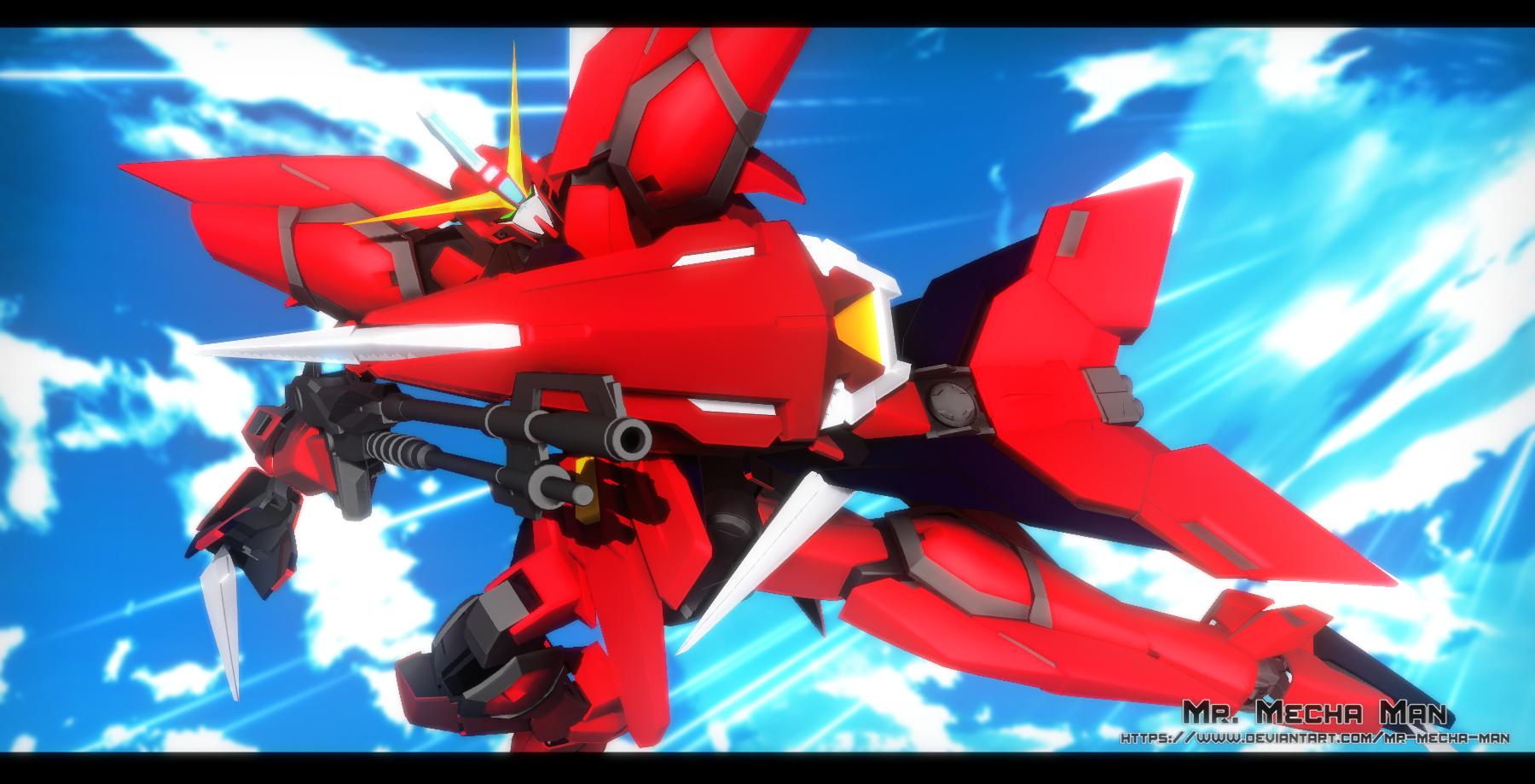 Aegis Gundam 5