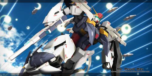 Xi Gundam by Mr-Mecha-Man