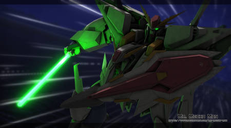 XI Gundam 2 by Mr-Mecha-Man